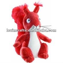 plush gruffalo squirrel 7' beanie toys