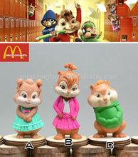 plastic toys;custom plastic mini figure;make custom action figures