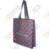 reusable shopping bag with handle/pp woven shopping bag