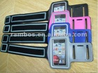 Sport Jogging Armband PU Case Cover for iPhone 4 4S