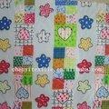 De los animales de impresión de tela, flores de tela y diseños de la pintura para paraguas, cortinas