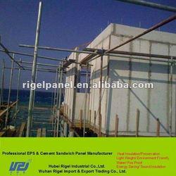 Heat Insulation Polyurethane Foam Sandwich Panel Price can be Reasonable