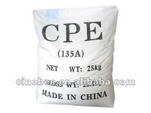 PVC Modifier-CPE 135A resin powder