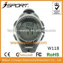 Digital Men Wrist Fitness Wireless Sport Heart Rate Watch