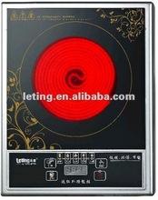 2012 4 bit digital display Induction Ceramic stove #LT-D06