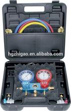 For R134a Aluminum Alloy Testing Manifolds gauges CT-MC236