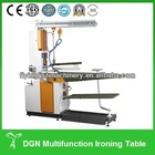 Multi-function Ironing Table with built in steam generator