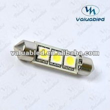 c5w 36mm 5050SMD car led bulb