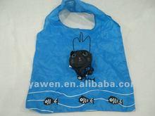 Fashion Foldable Polyester Bag Shopping Bags