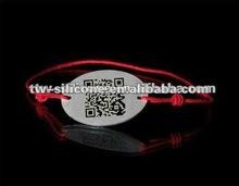 2012 new qr code bracelet fashion jewelry accessory
