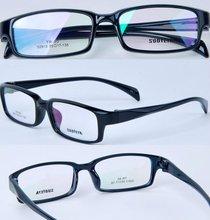 2012 new design small frame TR90 material black opticl frame