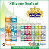 Silicone sealant adhes