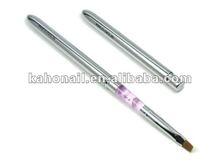 china manufacture nair art nail beauty cometic manicure tool set gel brush nail polish brush machine
