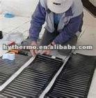 safety 24V heated bath mats