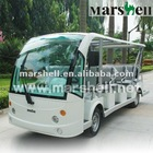 14 passenger electric shuttle bus DN-14 for sale with CE Certificate (China)