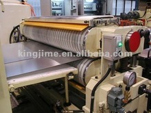 steel coil slitter and trim strip line