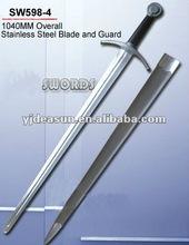 SW598-4 military swords