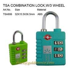 TSA Combination Locks (TSA806)