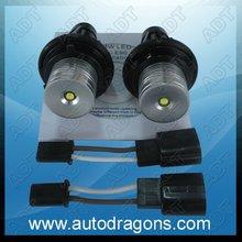promoting 3W high power LED Angel Eyes Headlight for BMW E39 E60 E61 E63 E65 E83 e53