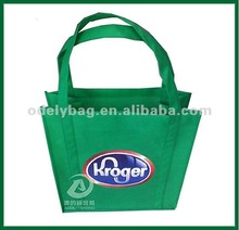 2012 Recycle Nylon Shopping tote Bag