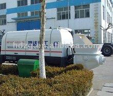 HBT60S1413-90 concrete mini pump with electric engine