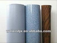 pvc vinyl flooring machine-plastic extruder