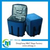 The large capacity square picnic ice cooler bag