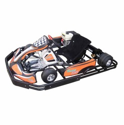 9hp 270cc Lifan Engine Electric Start Pedal Machine Clutch Racing Go Karts Gas Powered Go Kart SX-G1101