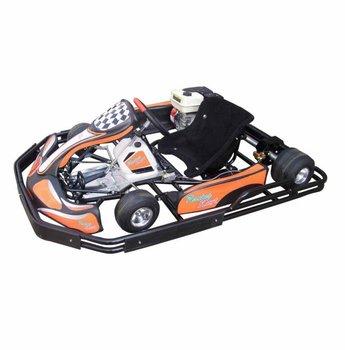 9hp 270cc Lifan Engine Electric Start Pedal Machine Clutch Racing Go Karts Gas Powered Go Kart SX-G1101