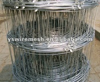 wire mesh grassland fence