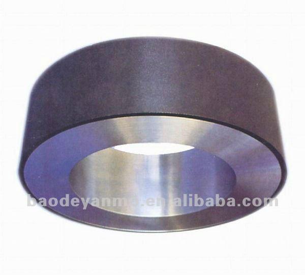 ceramic / vitrified bond diamond & CBN grinding wheel for surface grinding
