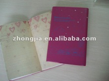 2012 soft cover notebook CL-01794