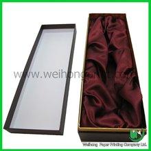 2012 hot sales Red wine box