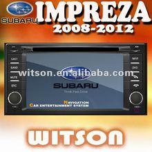 WITSON car monitor for SUBARU IMPREZA with DVB-T Tuner (optional)