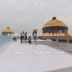 polyurea concrete waterproof building coating