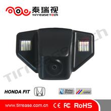 Reversing Backup waterproof car camera for Honda Fit