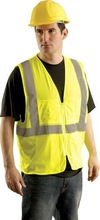 bright color men vest fluo orange vest for high visibility for the cop trafic police wear