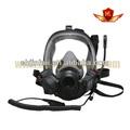 La nature de silicone de communication full face masque à gaz( hl- cmf)
