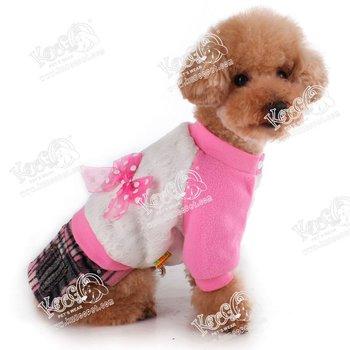 Fashion pet skirt