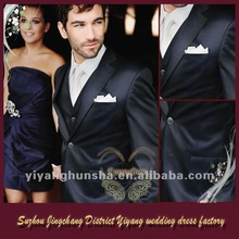 2012 Autumn Popular Wedding Groom Suit