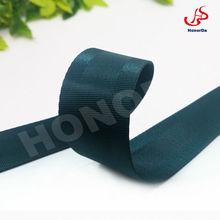 "2"" blackish green nylon webbing for bags"