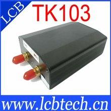 TK103 Vehicle/Car GPS tracker Car Alarm Quadband cut off fuel