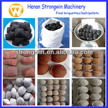 brown coal and lignite coal briquettes making machine