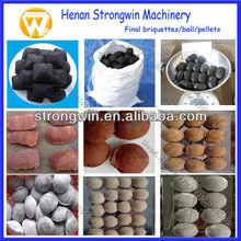 brown coal and lignite coal briquettes making machine