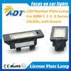 for BMW 24 LED License Plate Lights Lamps for E39 E60 E70 E82 E90 E92 F30 Error Free