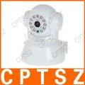 Seguridad para el hogar de la noche - visión nocturna 300 K CMOS de la cámara IP