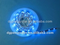 Hot selling!5m/roll SMD 3528 RGB waterproof 150 LED Flexible led light strip+24Key IR Remot Controller