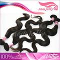 machine à vapeur de cheveux de trame de peau cheveux extension vierge cheveux indiens vente chaude dans le monde
