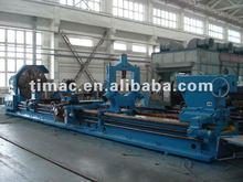 2000mm Swing / 1100mm Bed Width / Horizontal Heavy Duty Lathe / AL-2000 (16 tons)