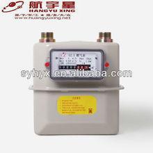 Steel Case Residential Diaphragm Gas Meter G2.5